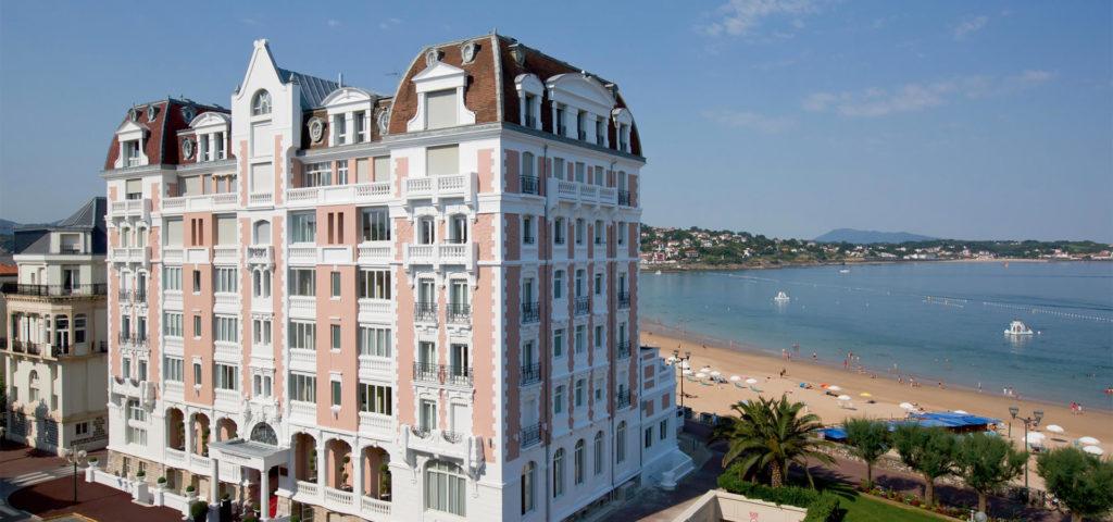 Le Grand Hôtel Thalasso & Spa à Saint-Jean-de-Luz rouvre ses portes le vendredi 26 mars 2021