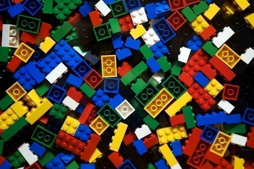 Histoires en Briques® : Une boutique LEGO® à Polygone