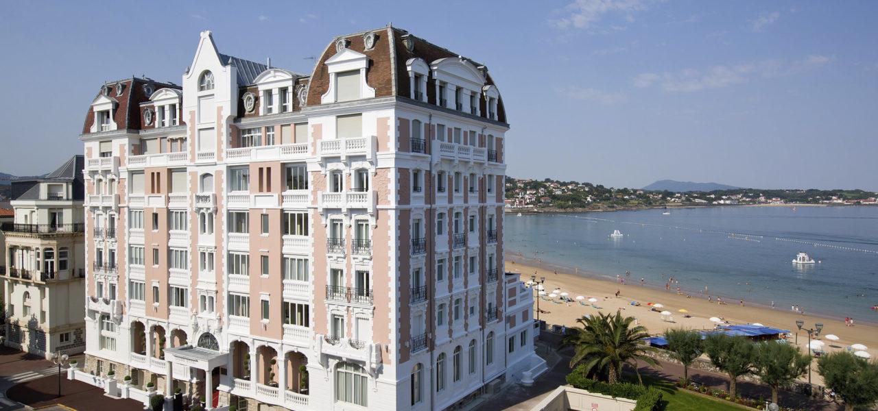 HOTELLERIE DE LUXE