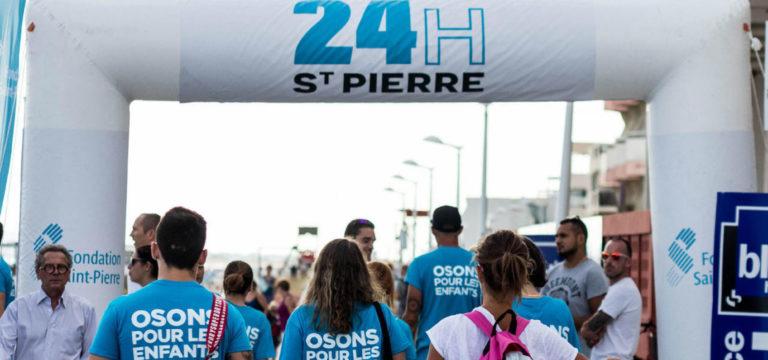 Le Polygone fier d'avoir participé aux 24 heures Saint-Pierre