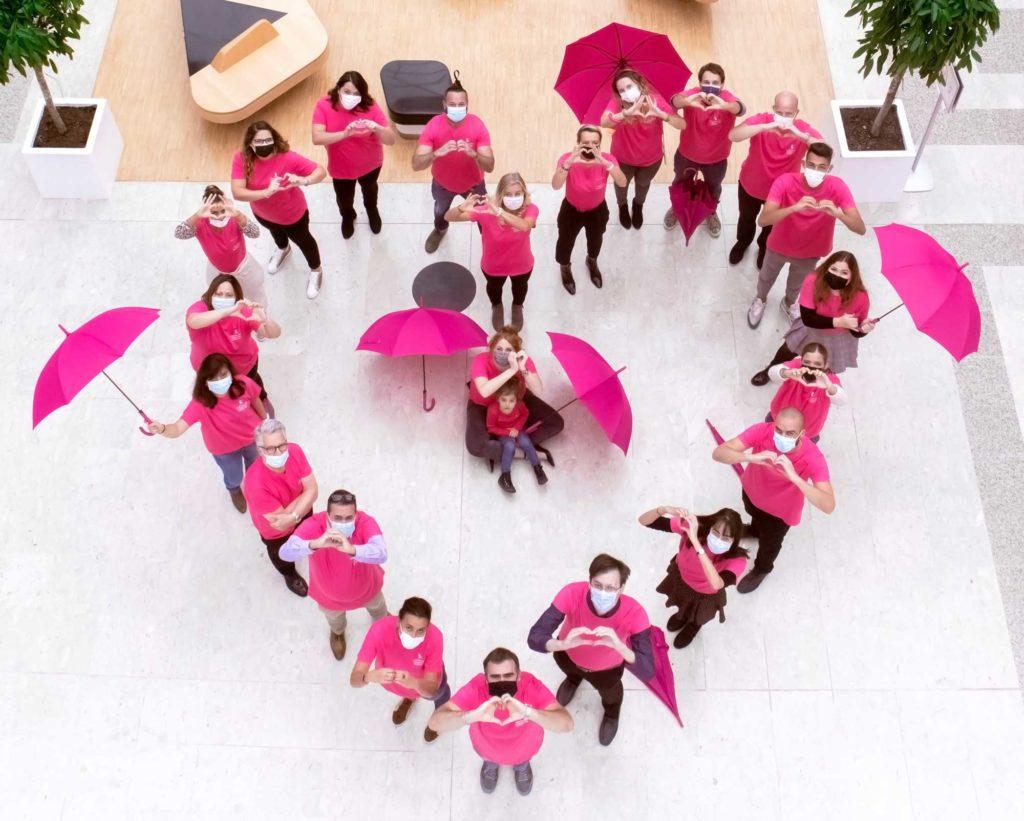 Le Groupe Elancia vous fait voir la vie en rose